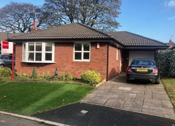 Thumbnail 2 bed bungalow for sale in Sinclair Avenue, Alsager, Stoke-On-Trent, Cheshire