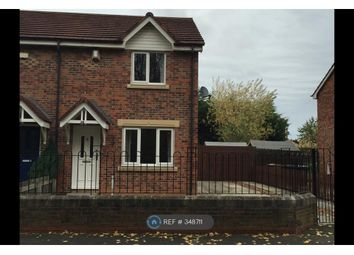 Thumbnail 2 bed semi-detached house to rent in Braydon Drive, North Shields