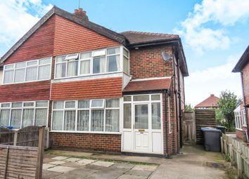 Thumbnail 3 bedroom semi-detached house for sale in Baker Street, Alvaston, Derby