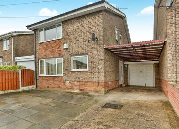 Thumbnail 3 bed detached house for sale in Ennerdale Avenue, Halfway, Sheffield