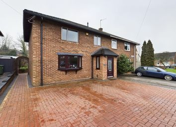 Thumbnail 3 bed semi-detached house for sale in Briar Close, Leamington Spa