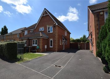 Thumbnail 3 bedroom semi-detached house for sale in Carnation Close, Rush Green