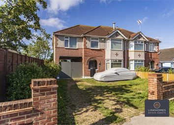 Thumbnail 5 bed semi-detached house for sale in Vicarage Road, Poole, Dorset
