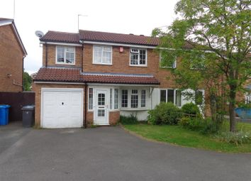 Thumbnail 3 bed semi-detached house to rent in Paxton Avenue, Perton, Wolverhampton