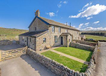 Skipton Old Road, Laneshawbridge, Colne BB8. 4 bed farmhouse for sale