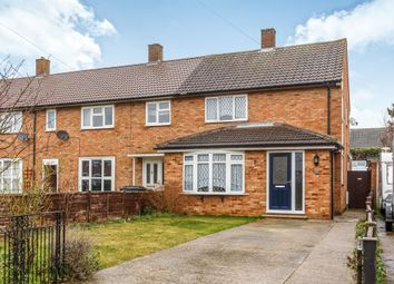 Thumbnail 2 bed end terrace house for sale in Ashdown, Letchworth Garden City