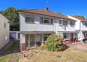 Thumbnail 3 bed semi-detached house for sale in Winterbourne Close, Lewes