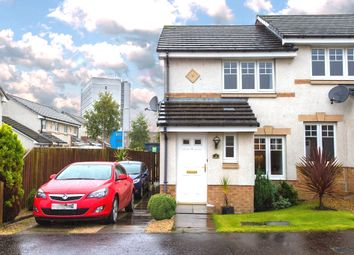 Thumbnail 2 bed semi-detached house for sale in Calender Avenue, Kirkcaldy