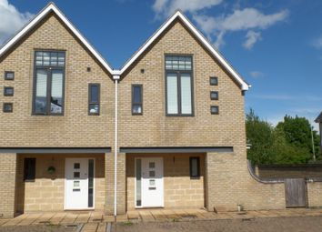 Thumbnail 3 bedroom semi-detached house to rent in Ramplin Close, Bury St. Edmunds