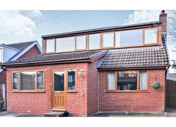 Thumbnail 4 bed detached house for sale in Fox Lane, Preston