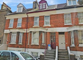 Thumbnail 1 bed maisonette for sale in Templar Street, Dover, Kent