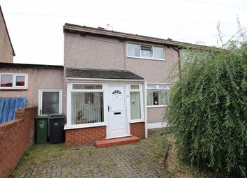 Thumbnail 2 bed semi-detached house to rent in Cresswell Avenue, Carlisle