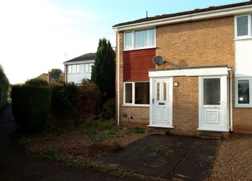 Thumbnail 2 bed semi-detached house to rent in Leen Mills Lane, Hucknall, Nottingham