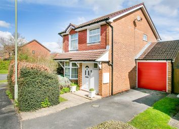Thumbnail 3 bed detached house for sale in Constantine Way, Basingstoke