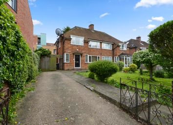 Thumbnail 3 bed semi-detached bungalow for sale in Ruislip Road East, London