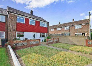 Thumbnail 3 bed end terrace house for sale in Hillbrow Lane, Ashford, Kent
