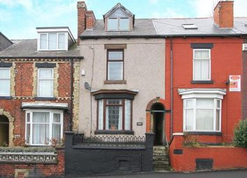 Thumbnail 4 bed terraced house for sale in Gleadless Road, Sheffield, South Yorkshire