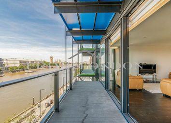 Merano Residences, 30 Albert Embankment, London SE1. 2 bed flat
