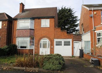 Thumbnail 3 bed semi-detached house to rent in The Quadrant, Drummond Road, Belgrave, Leicester
