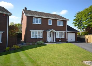 Thumbnail 4 bed detached house for sale in Brithdir, Llangunnor, Carmarthen