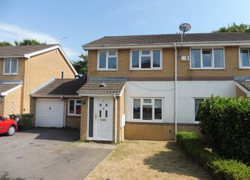 Thumbnail 3 bed semi-detached house for sale in Baber Close, Penylan, Cardiff