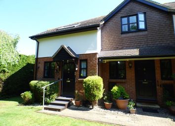 Thumbnail 2 bed terraced house for sale in Church Road, Bookham, Leatherhead