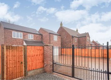 Thumbnail 4 bed detached house for sale in High Street, Coningsby