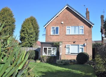 Thumbnail 3 bed detached house for sale in Churchill Close, Ashby De La Zouch