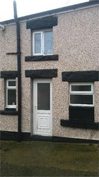 Thumbnail 2 bed terraced house for sale in William Street, Carnforth, Lancashire