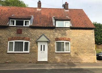 Thumbnail 3 bed cottage to rent in Grantham Road, Old Somerby, Grantham