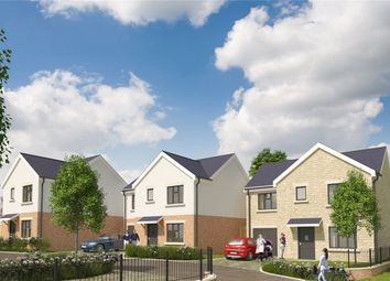 Thumbnail 4 bed detached house for sale in Bayfield Court, Sparcells Drive, West Swindon