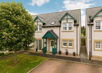 Thumbnail 4 bed semi-detached house for sale in 21 Mains Farm Steading, Cardrona, Peebles