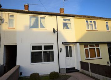 Thumbnail 2 bed terraced house for sale in Swarkestone Drive, Littleover, Derby
