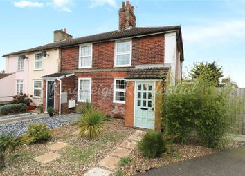 Thumbnail 2 bed end terrace house for sale in Harwich Road, Mistley, Manningtree, Essex