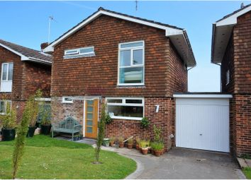 Thumbnail 3 bed link-detached house for sale in Amport Close, Winchester