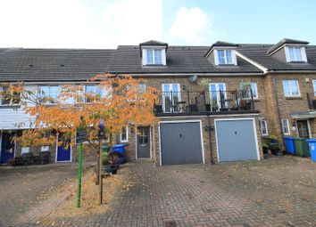 Thumbnail 3 bed town house for sale in Finch Close, Faversham