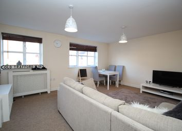 Thumbnail 2 bed flat for sale in Riverbank Way, Willesborough, Ashford