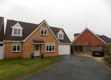 Thumbnail 4 bedroom property for sale in Jackdaw Lane, Droitwich