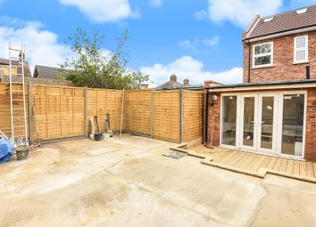 Thumbnail 3 bed detached house for sale in Maybury, Woking
