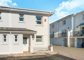 Thumbnail 3 bedroom end terrace house for sale in Manor Court, Seaton