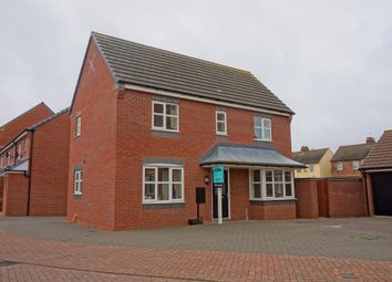 Thumbnail 3 bed detached house to rent in Panama Road, Burton-On-Trent