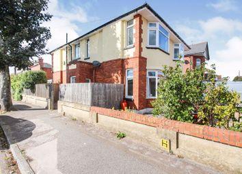 Thumbnail 4 bed property to rent in Ashton Road, Winton, Bournemouth