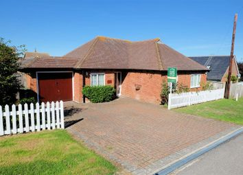 Thumbnail 3 bedroom detached bungalow for sale in Bayview Road, Seasalter, Whitstable