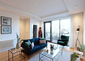 Thumbnail 2 bed flat for sale in Hope Street, London