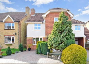 Thumbnail 6 bed detached house for sale in Laurie Gray Avenue, Bluebell Hill Village, Chatham, Kent