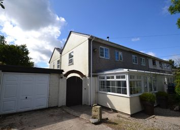 Thumbnail 3 bed end terrace house for sale in Cottingham Farm, Two Burrows, Blackwater, Truro, Cornwall