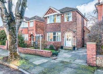 3 bed detached house for sale in Conway Road, Urmston, Manchester, Greater Manchester M41