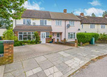 Thumbnail End terrace house for sale in Pemberton Close, St.Albans