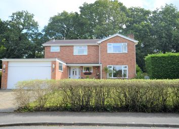 Thumbnail 4 bed detached house for sale in College Close, Rowlands Castle