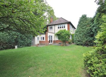 Thumbnail 3 bed detached house for sale in Staines Road, Staines-Upon-Thames, Surrey
